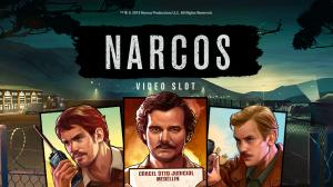 Narcos kolikkopeli