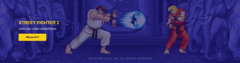 Street Fighter - Bethard