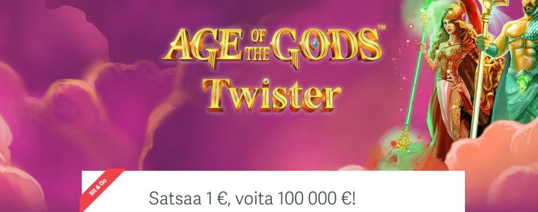 Paf ja 100 000 euroa